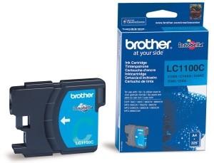 Originální inkoust Brother LC-1100C
