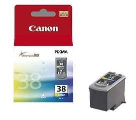 Originální inkoust Canon CL-38 (2146B001)