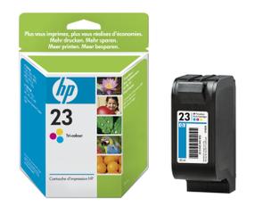 Originální inkoust HP 23 (C1823D)
