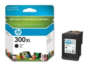 Originální inkoust HP 300XL (CC641EE) černý