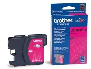 Originální inkoust Brother LC-1100HYM