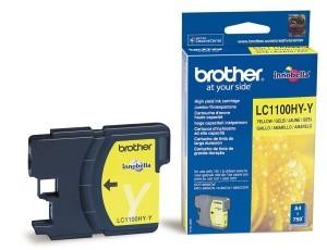 Originální inkoust Brother LC-1100HYY