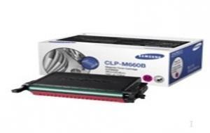 Originální toner Samsung CLP-M660B, (ST924A)