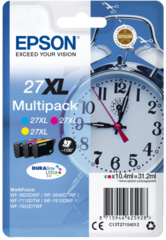 Originální inkoust Epson 27XL, C13T27154012 multipack