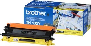 Originální toner Brother TN-135Y