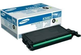Originální toner Samsung CLT-K5082S, (SU189A)