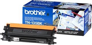 Originální toner Brother TN-135BK