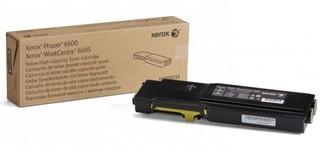Originální toner Xerox 106R02235, žlutý