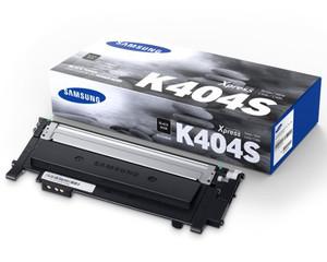 Originální toner Samsung CLT-K404S černý