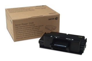 Originální toner Xerox 106R02306, černý