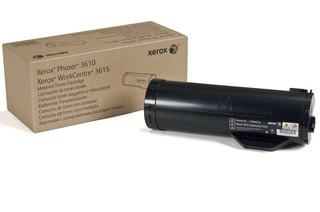 Originální toner Xerox 106R02721, černý