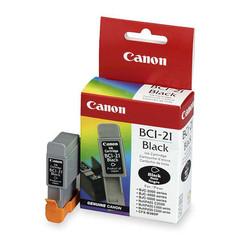 Originální inkoust Canon BC-21 černý (0954A002)