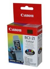 Originální inkoust Canon BCI-21 barevný (0955A350)