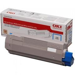 Originální toner OKI 46508715 modrý (1 500 stran)