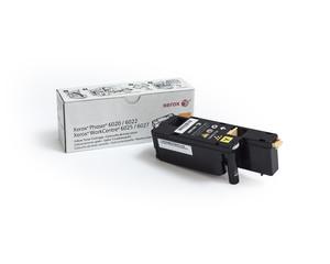 Originální toner Xerox 106R02762, žlutý
