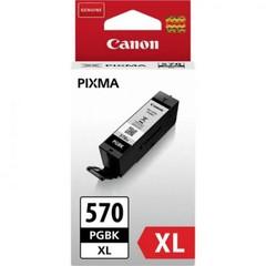 Originální inkoust Canon PGI-570XLPGBK (0318C001), pigmentová černá, 22 ml.