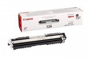 Originální toner Canon CRG-729Bk (4370B002), černý