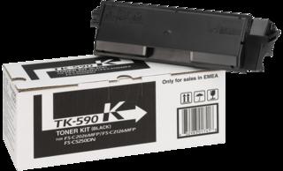 Originální toner Kyocera TK-590K černý