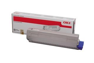 Originální toner OKI 44844616 černý