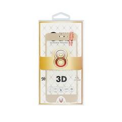 Tvrzené sklo 3D Protector pro iPhone 7 Plus / 8 Plus - zlaté