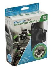 Clingo ClickGo držák na kolo pro telefony do 6,3'', CG-07391