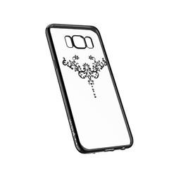 Silikonové pouzdro DEVIA pro Samsung S9 Plus G965 - černé
