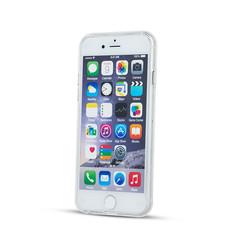 Silikonové pouzdro Mercury Clear Jelly pro iPhone 6 / 6S transparent