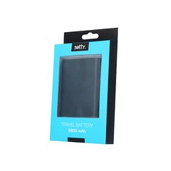 PowerBank 8800 mAh black SETTY