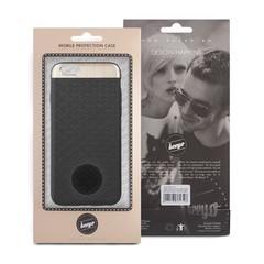 Plastové pouzdro BEEYO pro iPhone X - černé