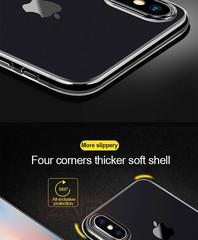 Silikonové pouzdro pro iPhone X