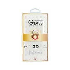 Tvrzené sklo 3D Protector pro Samsung S7 Edge G935 - modré