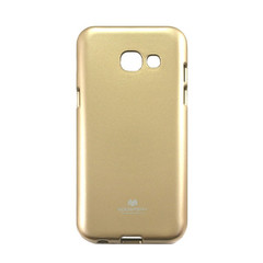 Silikonové pouzdro Mercury Jelly Case pro iPhone 7 / iPhone 8 - zlaté