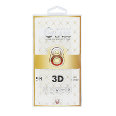 Tvrzené sklo 3D Protector pro iPhone 7 / 8 - bílé