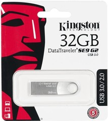 Kingston DataTraveler DTSE9G2/32GB