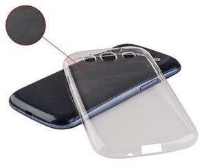Plastová fólie Ultra tenká 0,3 mm pro Huawei Honor 9