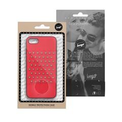 Plastové pouzdro BEEYO pro Huawei P Smart - červené