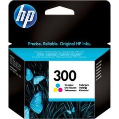 Originální inkoust HP 300 (CC643EE) barevný