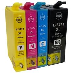 Kompatibilní inkousty s Epson T3476 (34XL), C13T34764010