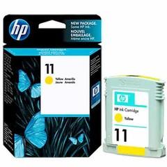 Originální inkoust HP 11 (C4838A), žlutý