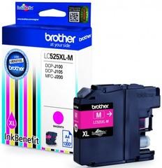 Originální inkoust Brother LC-525XL M