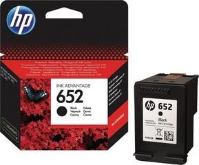 Originální inkoust HP 652 (F6V25AE) černý