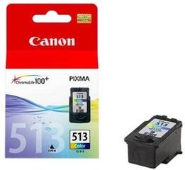 Originální inkoust Canon CL-513 (2971B001), barevný, 13 ml.