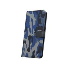 Pouzdro pro Huawei P8 Lite - tmavě modré