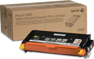 Originální toner Xerox 106R01390, žlutý