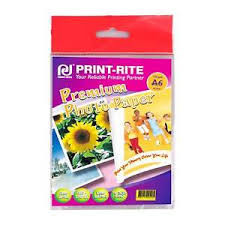 Lesklý fotopapír A6/150g