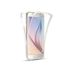 Plastové pouzdro FULL Body case pro Samsung S8 Plus - transparent