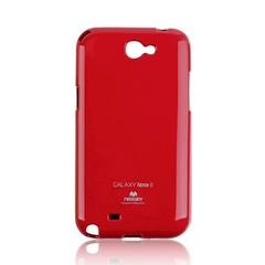 Silikonové pouzdro Mercury Jelly Case pro Samsung Note 8 - červené
