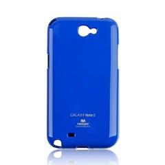 Silikonové pouzdro Mercury Jelly Case pro Samsung Note 8 - modré