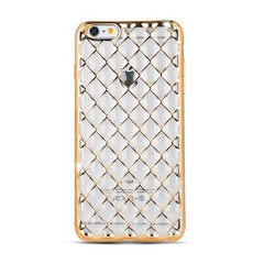 Plastové pouzdro pro Iphone 7 / iPhone 8 - zlaté