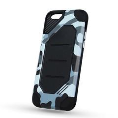 Silikonové pouzdro pro Samsung S7 G930 - armádně šedé